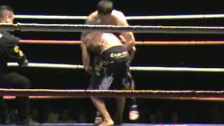 Paul Marin vs Alfonso Perez MMA Zaragoza 17032012