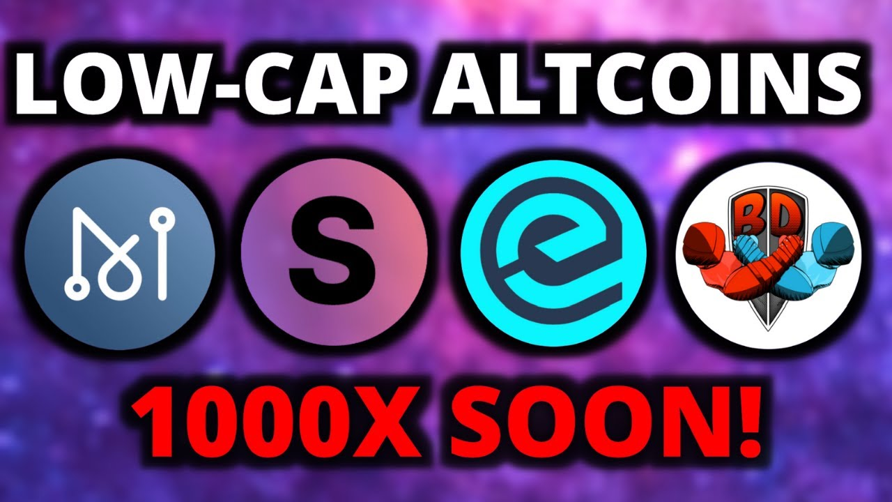 coins with 1000x potential