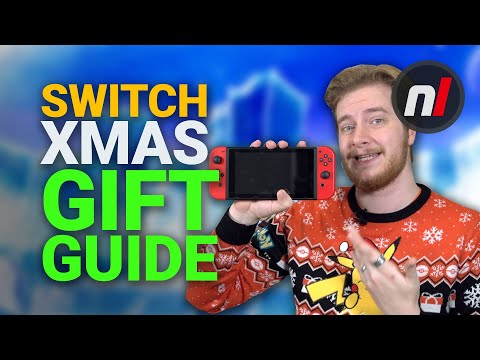 Nintendo Switch Christmas Gift Guide - Best Games, Accessories, And More