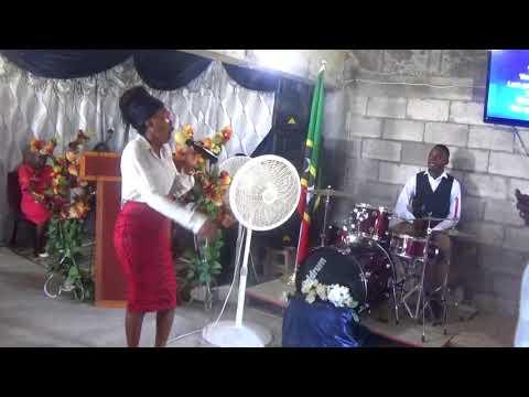 """"""" Ahh """" by Tasha Cobbs performed by RCCG MP Choir"""