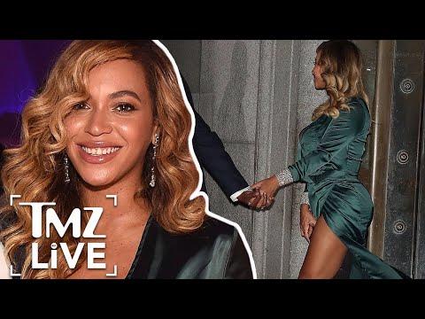 Beyoncé Looks Flawless At Rihanna's Diamond Ball | TMZ Live