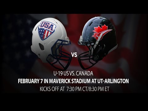 USA International Bowl: U19 US vs. Canada