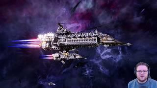 (LIVE STREAM) Battlefleet Gothic: Armada 2 - PVP Purging!