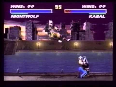 Mortal kombat 3 domination trailer