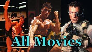 Jean Claude Van Damme - All Movies