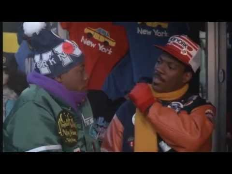 Coming to America - Soul Glo Commercial [High Quality]