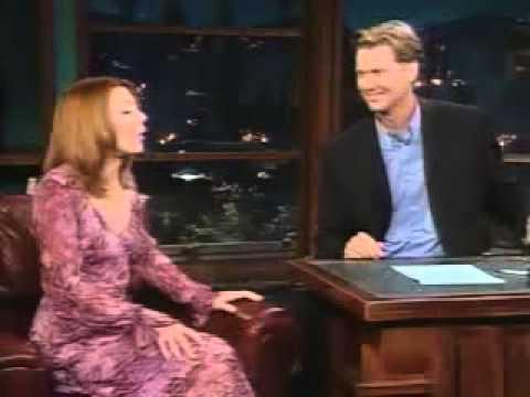 Alyson Hannigan on Craig Kilborn 2001