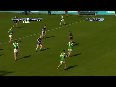 2020 Junior 1 Football Final- O' Dwyers v St Monica's