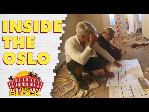 The Oslo Hotel Floor Plans Revealed | The Block 2019