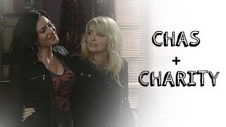 Emmerdale // Chas+Charity {Humour}