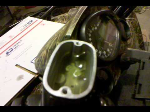 yamaha kodiak 400 fuse box location polaris 400 fuse box reverse bleeding atv brakes youtube