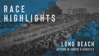 2021 RACE HIGHLIGHTS // ACURA GRAND PRIX OF LONG BEACH