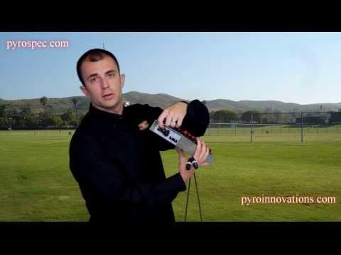 Pyro Training - Pyrodigital Field Module XLR Connections