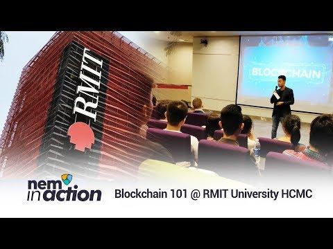 NEM in Action: RMIT University