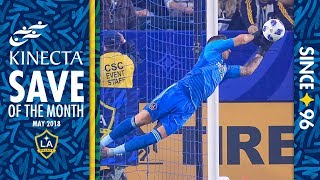 Bingham ensures the win in the Cali Clásico | Save of the Month - presented by Kinecta