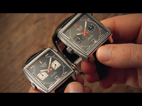 The Unexpected Watch - TAG Heuer Monaco | Watchfinder & Co.