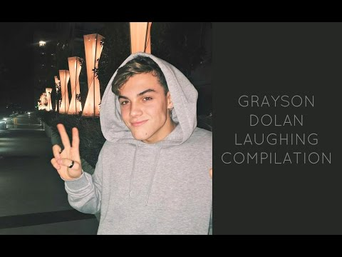 Grayson Dolan Laughing Compilation