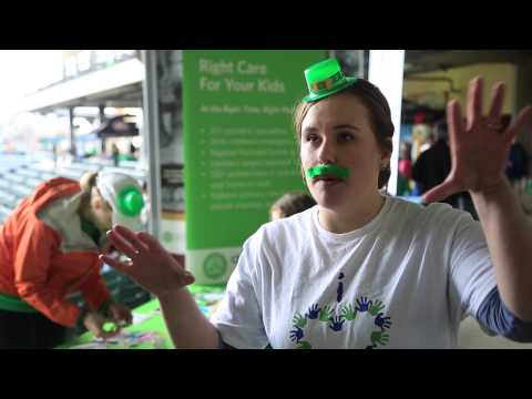 St  Paddy's Day Dash And Bash 2015