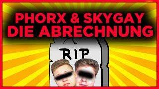 Skyguy & Phorx - DIE ABRECHNUNG! Geldgeile Griefer! #PhorxLügt #SkyguyLügt