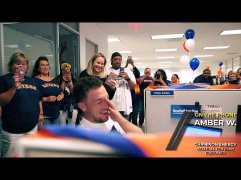 Alex Bregman Takes Over Champion Energy_Extended Version Including Customer Call
