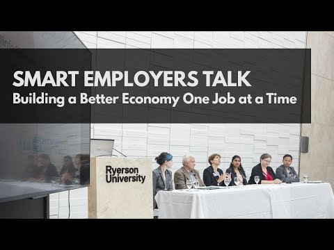 Smart Employers Talk: Building a Better Economy One Job at a Time