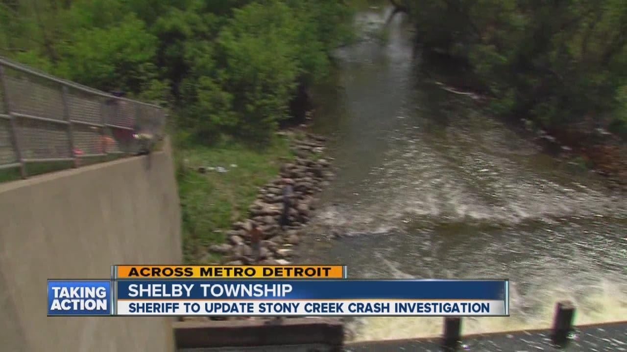 Sheriff to update Stony Creek crash