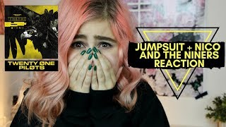 Baixar TWENTY ONE PILOTS JUMPSUIT / NICO AND THE NINERS REACTION