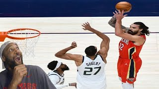 Steven Adams Does The Small Things Vol. 3   BOX OUT & REBOUND