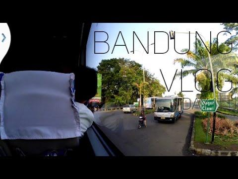 BANDUNG VLOG: CAMPUS VISIT DAY 1 (IPB, ITB)