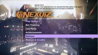 Explain That Game - Nexuiz