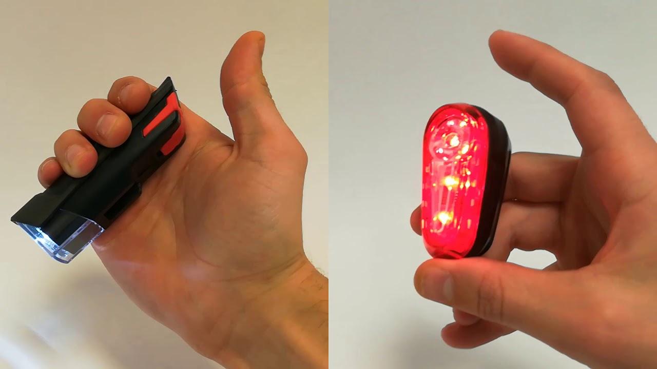 Bikehut Bike Lights How To Change The Batteries General
