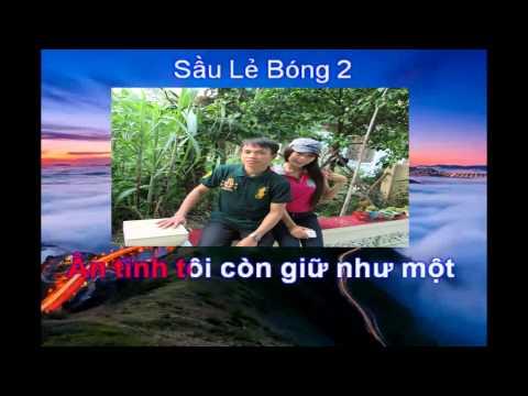 sau le bong 2 karaoke có tiếng hát Huỳnh Ngọc Nam HD