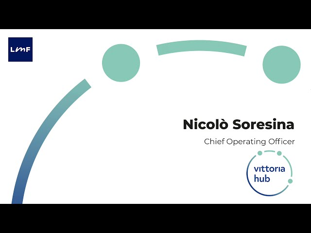 Vittoria Hub - Privacy e cybersecurity - Nicolò Soresina
