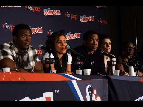 'Underground' at NYCC: How the cast copes with tragic subject matter