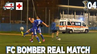 I2BOMBER IN REAL MATCH - Brutto INFORTUNIO durante la partita di CAMPIONATO #4