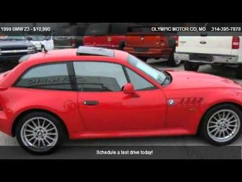 1999 Bmw Z3 2 8l Hatchback For Sale In Florissant Mo