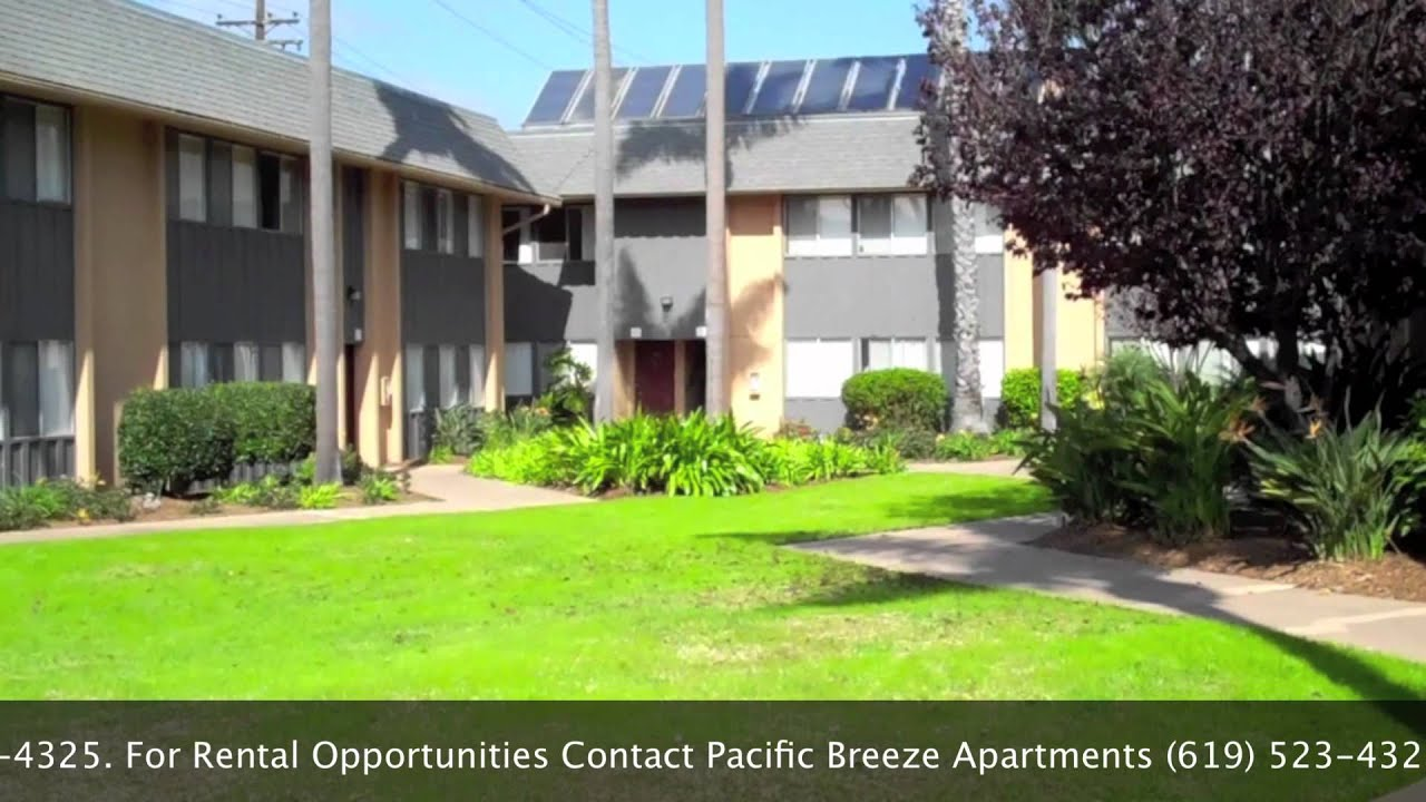 aparments for rent pacific breeze apartments 2850 adrian street san