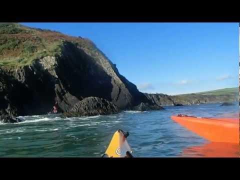Cardigan Bay Sea Kayakers 18  Cwm-Yr-Eglwys