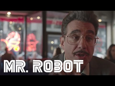 Mr. Robot: Season 3, Episode 4: Irving Meets Angela At Red Wheelbarrow