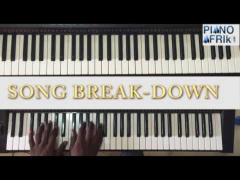 (FULL VIDEO) HOW TO PLAY JOE METTLE'S AKOKYEM NYAME ON THE PIANO
