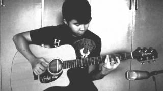 Moonstar88 - Torete (Fingerstyle cover by Jorell)