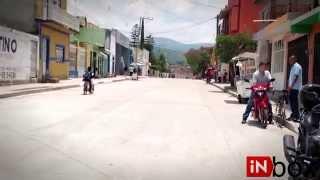 Inauguración de la calle Padre Guevara en Pénjamo, Guanajuato