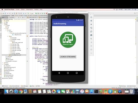 Implement Audio Streaming in Android Applications - Sylvain