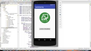 Implement Audio Streaming in your Android Apps