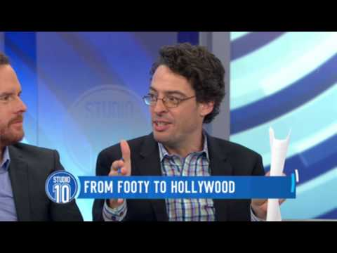 Matt Nable: From Footy to Hollywood
