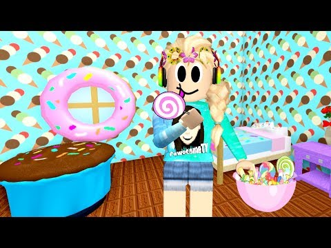 Roblox/  NEW CANDY THEMED ROOM!! / Meep City New UPDATE! / GamingwithPawesomeTV