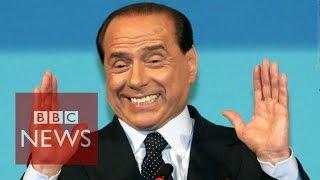 33 girls in 2 months? 'Best bits' of Berlusconi book - BBC News