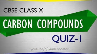 mcq in #carboncompounds (quiz) : 10th chemistry : CBSE Syllabus :ncert class 10 : X Science