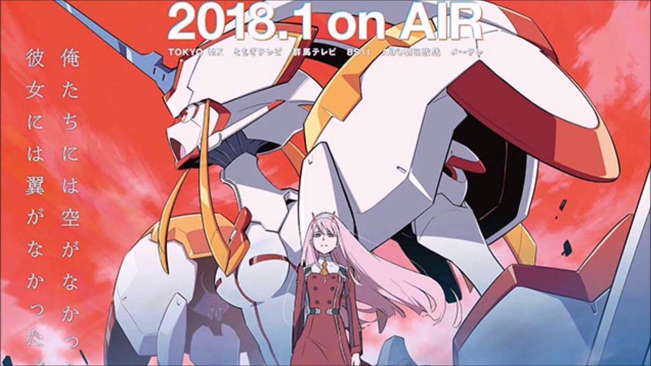 Darling In The Frankxx OST Kyoryu Soundtrack Theme