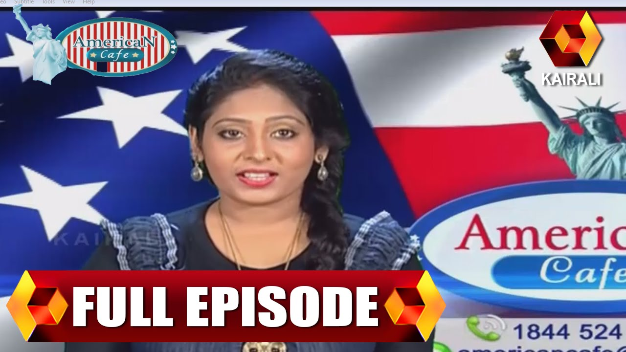 American Cafe | 9th May 2016 | Full Episode